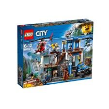 City Fjellpolitihovedkvarteret, LEGO City Police (60174)
