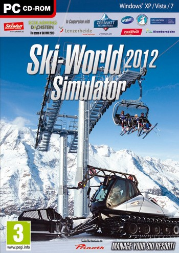 Ski-world Simulator 2012  Koch Media - pc & mac