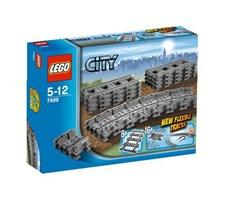 Fleksible skinneganger, Lego City