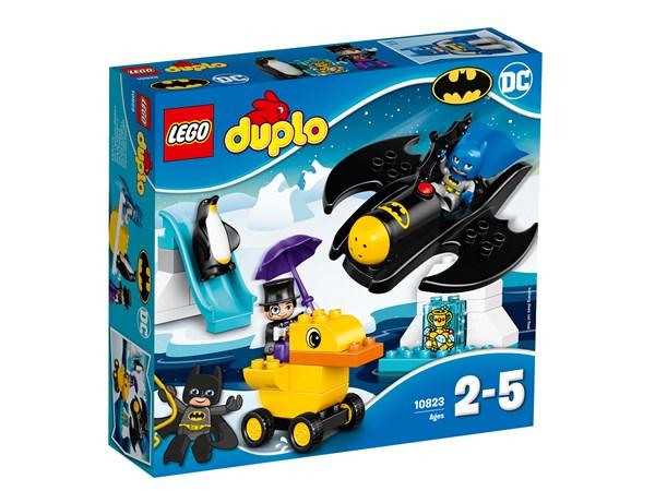 Batwing-seikkailu, LEGO DUPLO Super Heroes (10823)
