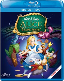 Disney Klassiker 13 - Alice i Underlandet: 60th Anniversary (Blu-ray)