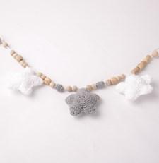 Phildar Crochet Stars Tinsel, Virkningsset