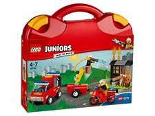Brannutrykning , LEGO Juniors (107340)