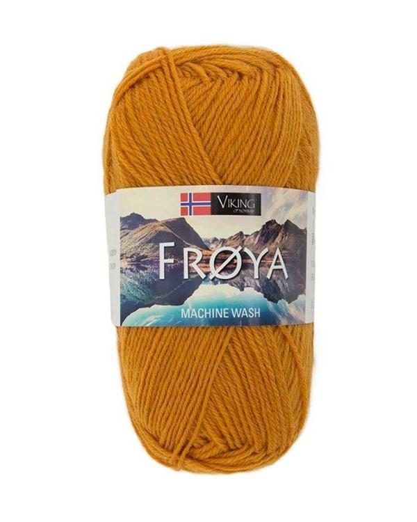 Viking of Norway Froya 50 gr okra