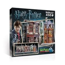 3D-puslespill, Diagonallmenningen, Harry Potter