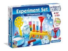 Clementoni Experiment set 150 kemiallista koetta
