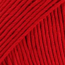 Muskat Bomullsgarn 50 g Röd (12) Drops
