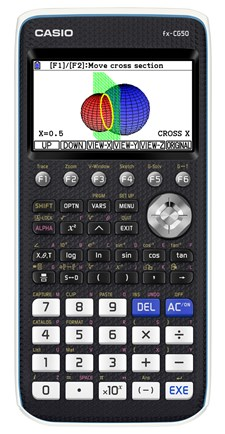 Casio FX-CG50 grafräknare