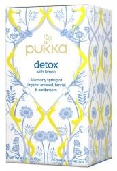 Pukka Te Detox Lemon Tepåsar 20 st Ekologisk