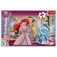 Puslespill, Disney Princess, 100 brikker, Trefl