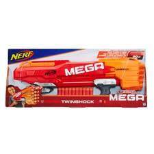 Mega Twinshock, Nerf