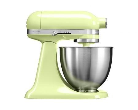 KitchenAid Artisan 3311EHW Köksmaskin Mini 3.3 L Honungsmelon