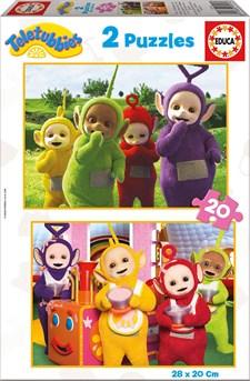 Teletubbies 2x20 puzzles
