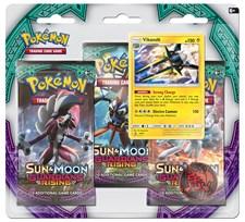Pokémon Poké Blister 3 kpl Sun & Moon 2 Vikavolt