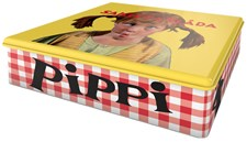 Metallboks Pippi, 2-pack