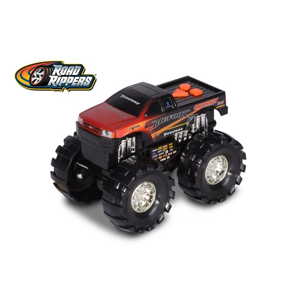 Monster Truck  Bigfoot  Nikko - leksaksbilar & fordon