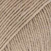 Drops Cotton Merino Uni Colour Garn Ullmix 50g Beige 03