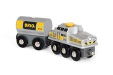 BRIO World - 33500 Specialutgåva silvertåg 2018