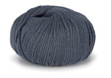 Du Store Alpacka Big Sterk Garn Ullmix 50 g Mörk gråblå 861