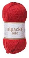 Alpacka Solo Ullgarn 50g Rost (29117)