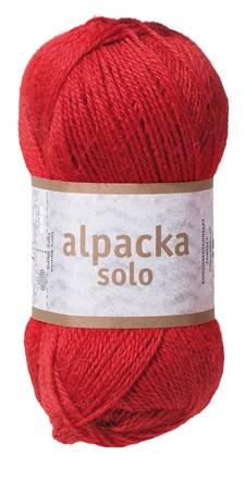 Alpaca Solo 50g Ruoste (29117)