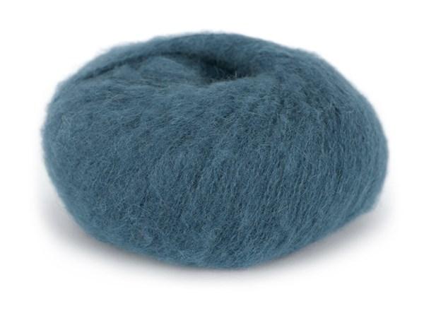 Du Store Alpacka Faerytale Garn 50 g jeansblå 746