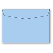 Kirjekuori Papperix C6 Vaaleansininen 5-pakkaus