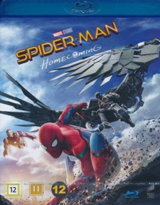 Spider-Man: Homecoming (Blu-ray)
