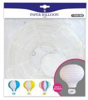 Luftballong i papper för dekoration Playbox