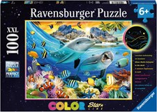 Amazing Coral of the Sea, Pussel 100 bitar, Ravensburger