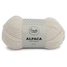 Adlibris Alpakkalanka 50g White A027