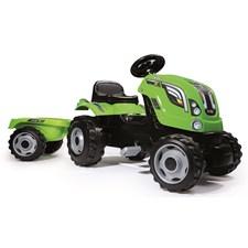 Farmer Traktor XL, Grønn, Smoby