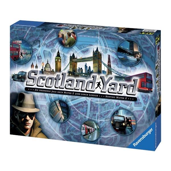 Scotland Yard, Familiespill, Ravensburger