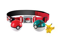 Clip 'n' Carry Poké Ball Belt, Pokémon