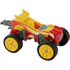 Blaze och Monstermaskinerna, Diecast, Race Car Blaze