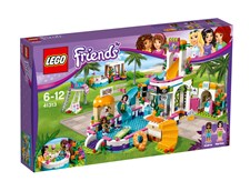 Heartlakes sommarpool, LEGO Friends (41313)