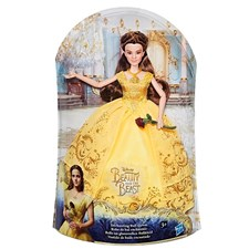 Belle Deluxe Fashion Gown, Beauty and The Beast, Disney