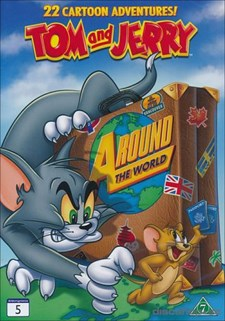 Tom & Jerry - Around the world