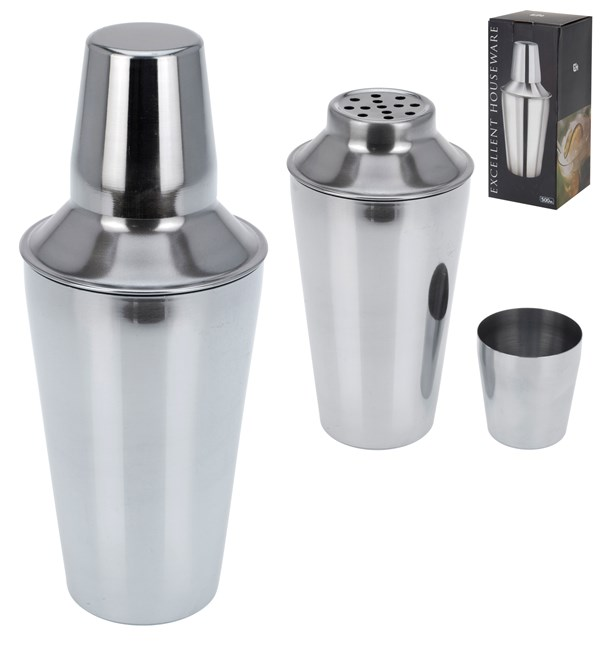 Cocktail Shaker 500ml
