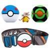Clip 'N Go Bältesset, Great Ball Dusk Ball and Cubone, Pokemon