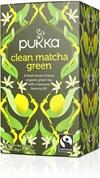 Pukka Clean Matcha Green Tepåsar 20 st Ekologisk