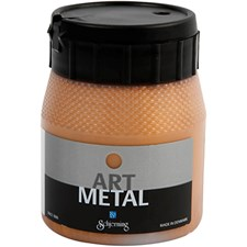 Art Metal metallimaali, 250 ml, tumma kulta