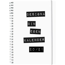 Burde Kalender 20-21 Senator A5 4i1