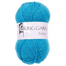 Viking of Norway Reflex 50 gr Lys blå 429