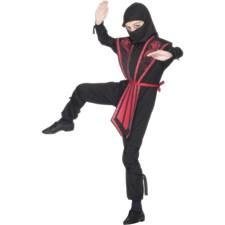 Ninja-barndräkt (Large)