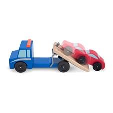 Flatbed bärgningsbil, Melissa & Doug