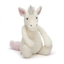 Bashful Unicorn, Jellycat