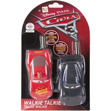 Walkie Talkie, Disney Pixar Cars 3