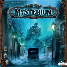 Mysterium, Sällskapsspel (SE/FI/NO/DK)
