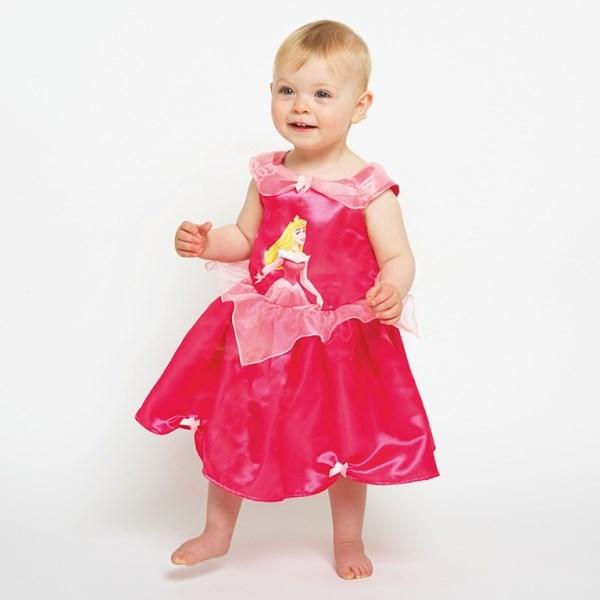 33603199 Kostyme, Tornerose, 18-24 måneder, Disney Princess- karnevalkostymer ...